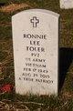 Profile photo:  Ronnie Lee Toler
