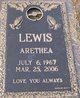 Arethea Lewis