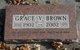 Grace Viola Brown