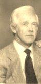 "Profile photo:  Arthur ""Harold"" Altizer"