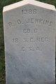 Pvt R. O. Jenkins