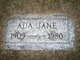 Profile photo:  Ada Jane <I>Coffey</I> Carr
