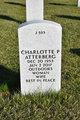 "Profile photo:  Charlotte Pauline ""Lottie"" Atterberg"