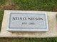 Profile photo:  Nels O. Nelson