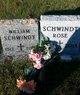 Rose Anne <I>Weisgerber</I> Schwindt