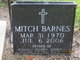 Mitch E Barnes, Jr