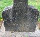 Profile photo: Rev C. V. Metzger