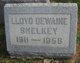 Lloyd Dewaine Shelkey