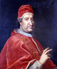 Pope Clement, XI