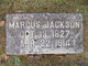 "Marcus Lafayette ""Dick"" Jackson"