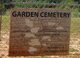 Garden Baptist Church Cemetery