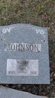 Profile photo:  Ada <I>Flagg</I> Johnson