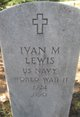 Profile photo:  Ivan M Lewis
