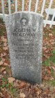 """Profile photo:  Joseph W """"Joe"""" Holdway"""