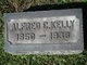 Profile photo:  Alfred C. Kelly