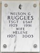 Profile photo:  Nelson Griswold Ruggles