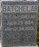 W. T. Batchelar