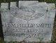 LT Millard Phillip Smith