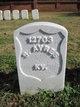 Pvt Samuel B. Ayers