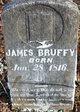 Profile photo:  James Bruffey