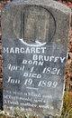 Profile photo:  Margaret Ann <I>Hartman</I> Bruffey
