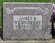 """Profile photo:  James William """"Jim"""" Wernowsky"""