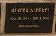 Ginger Alberti