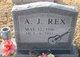 Profile photo:  A. J. Rex