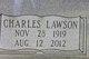 Charles Lawson Alford
