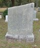 Profile photo:  George Washington Mountcastle