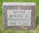 Martha S <I>Kjeldahl</I> Armstrong