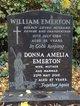 "William Alfred John ""Bill"" Emerton"