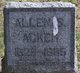 Profile photo:  Allen S Acker