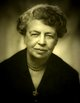 Profile photo:  Eleanor Roosevelt