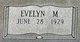 Evelyn M. <I>Jinks</I> Brewer