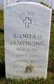 Profile photo:  Juanita <I>Holcomb</I> Armstrong