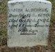 Profile photo:  John Alderman, Jr