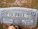Ernest H Dupree