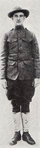 Profile photo: PVT George William Marshall, Jr
