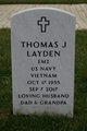 "Thomas James ""Thom"" Layden"
