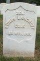 Pvt Edwin R Bancroft