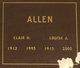 Clair Henderson Allen