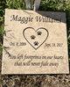 Profile photo:  Maggie Williams