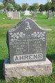 Profile photo:  Clarence O. Ahrens