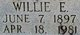 Willie E. Bigham