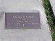 Walter R. Coble