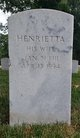 Profile photo:  Henrietta <I>Eggert</I> Privia