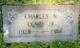 Profile photo:  Charles William Denby, Jr