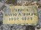 Profile photo:  David A. Wolfe