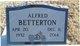 Profile photo:  Alfred Betterton
